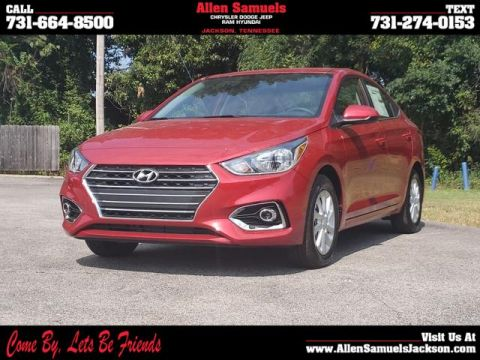 New 2020 Hyundai Accent SEL Sedan IVT
