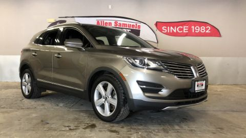 Certified Pre-Owned 2016 Lincoln MKC Premier