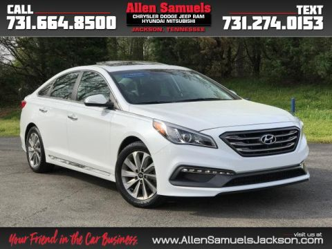 Certified Pre-Owned 2016 Hyundai Sonata 4dr Sdn 2.4L Sport