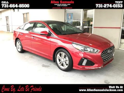 New 2019 Hyundai Sonata Limited 2.4L With Navigation