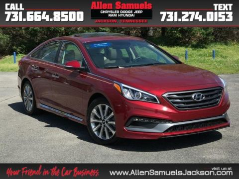 Certified Pre-Owned 2016 Hyundai Sonata 4dr Sdn 2.4L Limited