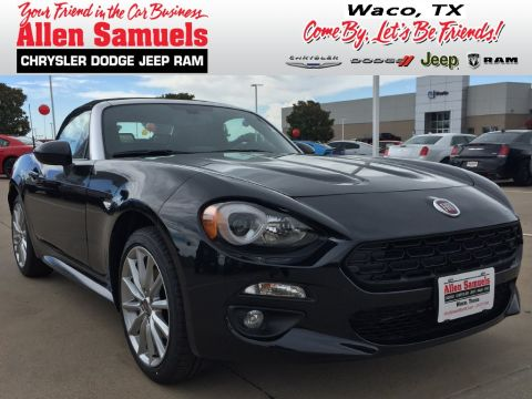 New 2019 FIAT 124 Spider Lusso With Navigation