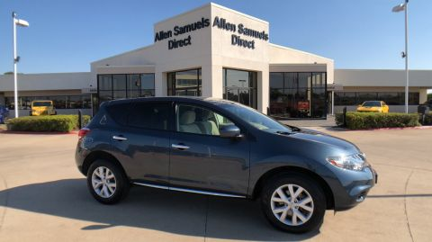 Pre-Owned 2012 Nissan Murano S