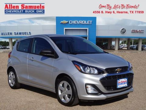 Certified Pre-Owned 2019 Chevrolet Spark LS