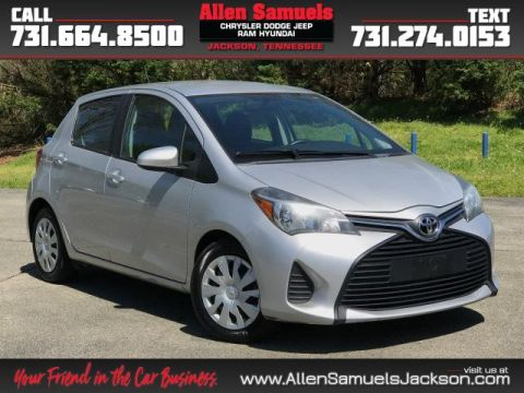 Pre-Owned 2015 Toyota Yaris 5dr Liftback Auto L