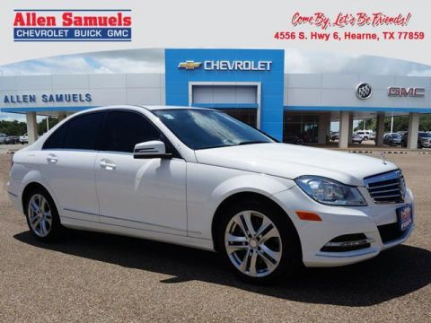 Pre-Owned 2014 Mercedes-Benz C-Class C 300 AWD 4MATIC®