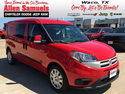 New 2018 Ram ProMaster City Wagon SLT