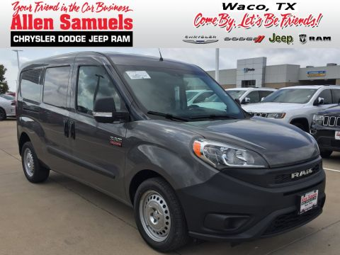 New 2019 Ram ProMaster City Cargo Van Tradesman